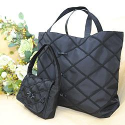 927244677783e キルシェ・ブリューテでは、卒園式や入学式にお使いになる布製バッグが人気です。 今期の新作は、折りたたんでポーチに収納できる、とても素敵な布製バッグが登場しま  ...